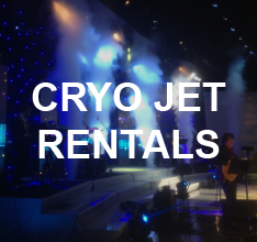 Cryo Jet Rentals by Confetti Unlimited